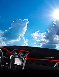 preiswerte -Automobil Armaturenbrett Matte Innenraummatten fürs Auto Für Toyota Alle Jahre Camry