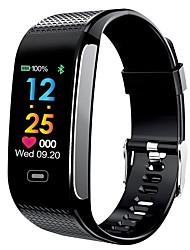 Недорогие -Смарт Часы YY-CK18s для Android 4.4 / iOS Измерение кровяного давления / Израсходовано калорий / Педометры / Анти-потерянный / Контроль APP / Датчик для отслеживания активности / Сидячий Напоминание
