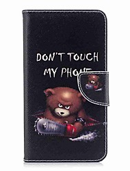 cheap -Case For Huawei Mate 10 lite Mate 10 Card Holder Wallet with Stand Flip Magnetic Full Body Cases Feathers Animal Hard PU Leather for Mate