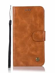 economico -Custodia Per Xiaomi Redmi Nota 4X Nota Redmi 4 Porta-carte di credito A portafoglio Con supporto Con chiusura magnetica Fantasia/disegno