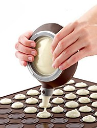 cheap -Bakeware tools Silica Gel Baking Tool / Birthday / Valentine's Day For Cupcake / Cake / Ice Cream Baking & Pastry Tools