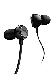 cheap -EDIFIER H293M In Ear Wired Headphones Dynamic Plastic Mobile Phone Earphone with Volume Control with Microphone Headset