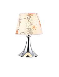 economico -Moderno Lampada da tavolo Per Camera da letto Metallo 220V A B C D