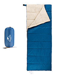 cheap -Naturehike Sleeping Bag Outdoor 5-15 °C Envelope / Rectangular Bag Portable / Keep Warm / Ultra Light (UL) for Camping / Hiking Spring / Summer / Fall