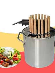 cheap -Electric  Barbecue Grill Multifunction Plastics Japanese Stainless Steel Thermal Cookers 220V Kitchen Appliance