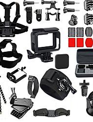 abordables -Caméra d'action / Caméra sport Extérieur Anti Rayure Confortable Pliable Antichoc Pour Caméra d'action Gopro 6 Tous les appareils