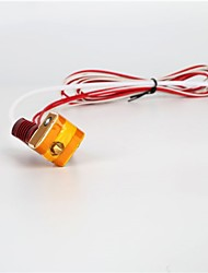 Недорогие -1 шт. / 3 шт. Экструдера для экструдера для принтера. 0.3 / 0.4 / 0.5mm аппликация для экструдера mk8 для части с принтером для филаментов