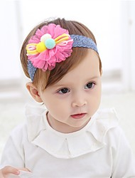 cheap -Girls' Hair Accessories, All Seasons Others Gray Fuchsia