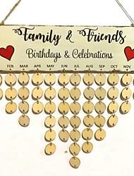 economico -Occasioni speciali / Capodanno di legno Decorazioni di nozze Cucce / Matrimonio Per tutte le stagioni