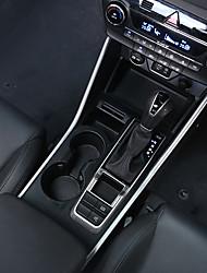 preiswerte -automotive getränkehalter panal deckt (vorne) diy autoinnenräume für hyundai 2015 2016 2017 neue tucson stailess stahl