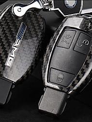Недорогие -автомобильная крышка для ключей diy автомобильные интерьеры для mercedes-benz все годы c c200 c углеродным волокном