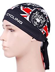 Недорогие -Nuckily Велосипедная шапочка Повязки от пота Зима Весна Лето Осень Быстровысыхающий С защитой от ветра Анатомический дизайн