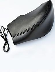 Недорогие -автомобильная рукоятка рычага переключения передач (кожа) для субару все годы лесничий