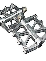 baratos -Pedais Bicicleta  Roda-Fixa / Bicicleta De Montanha / BTT / Bicicleta de Estrada Conveniência Liga de alumínio / Cr-Mo Preto / Prata / Vermelho
