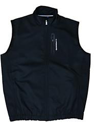 abordables -Hombre Golf Chalecos Secado rápido Resistente al Viento Listo para vestir Transpirabilidad Golf Ejercicio al Aire Libre