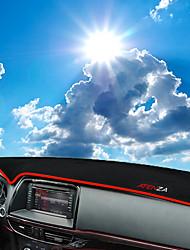 abordables -Automobile Matrice de tableau de bord Tapis Intérieur de Voiture Pour Mazda 2014 2015 2016 Atenza
