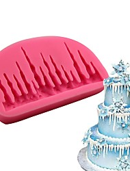 cheap -Cake Molds For Candy Cake Chocolate For Cupcake For Cake Silica Gel DIY Thanksgiving New Year's Birthday Baking Tool