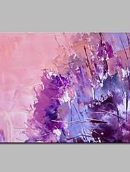 baratos -Estampados de Lonas Esticada Contemprâneo, 1 Painel Tela de pintura Horizontal Estampado Decoração de Parede Decoração para casa
