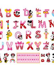 Недорогие -Игрушка для обучения чтению Игрушки Мышь Животные Семья Взаимодействие родителей и детей Ручная работа утонченный Мягкие пластиковые