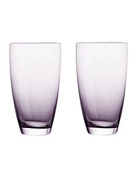 cheap -Drinkware Composite materials Organic Glass Glass Heat-Insulated 2pcs
