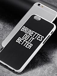 Недорогие -iphone 7 плюс сделать это шаблон трудный случай для Iphone 6с 6 плюс