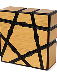 cheap -Rubik's Cube Alien 1*3*3 Smooth Speed Cube Magic Cube Puzzle Cube Glossy Competition Gift Metallic Girls'