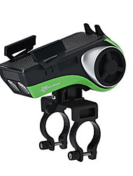 cheap -Phone Mount / Front Bike Light / Bike Light with Horn Cycling Water Resistant / Water Proof USB Powered Cycling / Bike