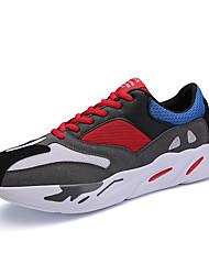 Obuv Tyl Jaro Podzim Pohodlné Atletické boty pro Sportovní Ležérní Šedá Červená Zelená