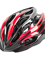 cheap -MOON Adults Bike Helmet 27 Vents CE Certification Impact Resistant, Light Weight, Adjustable Fit EPS, PC Road Cycling / Climbing / Cycling / Bike - Bule / Black / White / Black / Red / White / Black