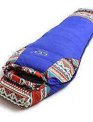 cheap -Sheng yuan Sleeping Bag Mummy Bag Duck Down -20℃~-15℃~0℃°C Keep Warm Moistureproof/Moisture Permeability Waterproof Windproof Dust Proof