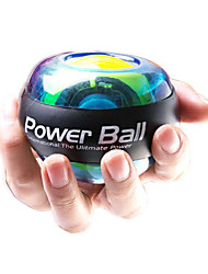 "cheap -Fitness Ball/Yoga Ball Hand Grip Powerball Hand Exercisers Exercise & Fitness Gym LED Rubber 3"" (7.5 cm)"