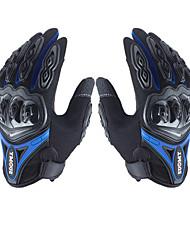 Недорогие -Полный палец Универсальные Мотоцикл перчатки Нейлон Противозаносный