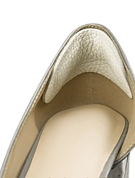 cheap -1 Pair Shock Absorption Insole & Inserts PVC Heel Men's Women's White