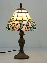 economico -Metallico Decorativo Lampada da tavolo Per Camera da letto Metallo Arancione