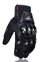 cheap -outdoor riding mad-10c touch screen madbike alloy steel finger glove crash non-slip