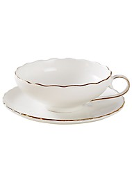 abordables -Drinkware Porcelaine Tasses de Thé Portable 2 pcs