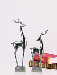 cheap -2pcs Resin Simple StyleforHome Decoration, Collectibles Gifts