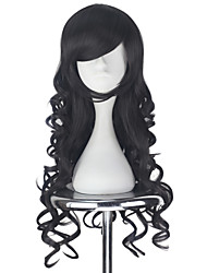 cheap -Lolita Wigs Lolita Brown Princess Lolita Lolita Wig 75 CM Cosplay Wigs Halloween Wig For