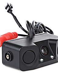 cheap -720 x 480 170 Degree Rear View Camera Night Vision for Car