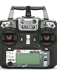 abordables -FLYSKY 1 juego Controles remotos Transmisor / controlador remoto aviones no tripulados aviones no tripulados Plásticos