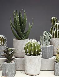 Недорогие -Искусственные Цветы 1 Филиал Современный Pастений Букеты на стол