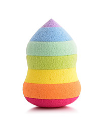 economico -1 pezzi Applicatore per polvere/Spugnetta Spugna forma della zucca Festa per la promessa di matrimonio Fondotinta Correttore Vestirsi