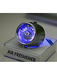 abordables -voiture air sortie grille parfum vent conduit lumière purificateur d'air automobile