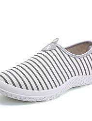 Muškarci Cipele Platno Proljeće Jesen Udobne cipele Natikače i mokasinke za Kauzalni Obala Crn Plava