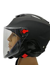 Недорогие -220 Открытый шлем Взрослые Универсальные Мотоциклистам Ветроустойчивый / Дышащий
