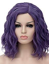 Недорогие -Парики из искусственных волос Искусственные волосы Парик Жен. Парик из натуральных волос / Парики для вечеринки / Парик для Хэллоуина