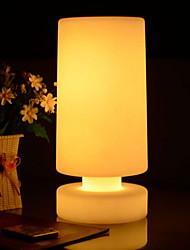 Недорогие -1шт LED Night Light Пульт дистанционного управления 7-Color Встроенная литий-батарея USB слот Дистанционно управляемый Инфракрасный