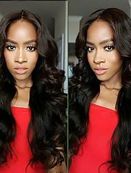 Недорогие -3 Связки Малазийские волосы Естественные кудри 8A Натуральные волосы Человека ткет Волосы Ткет человеческих волос Расширения человеческих волос