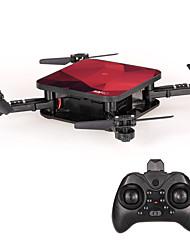 economico -RC Drone HYS01 4 canali 6 Asse 2.4G Con videocamera HD 2.0MP 720P Quadricottero Rc Tasto Unico Di Ritorno / Controllo Di Orientamento