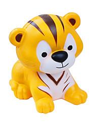 Недорогие -Резиновые игрушки Устройства для снятия стресса Игрушки Круглый # Сбрасывает СДВГ, СДВГ, Беспокойство, Аутизм Товары для офиса Стресс и